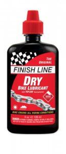 Finish Line Dry Chain Lube 120ml