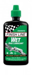 Finish Line Wet Chain Lube 120ml