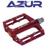 Azur Clutch Pedal Red | Azur Pedals Perth