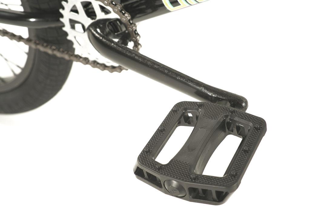 Division Blitzer BMX Gloss Black | BMX Bikes Perth