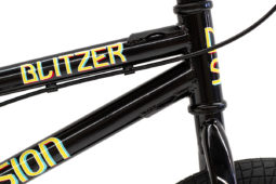 Division Blitzer BMX Black | BMX Bikes Perth
