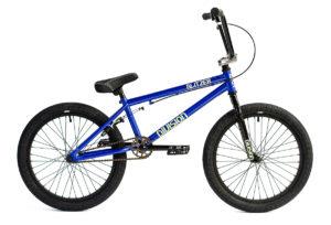 Division Blitzer BMX Metallic Blue | BMX Bikes Perth