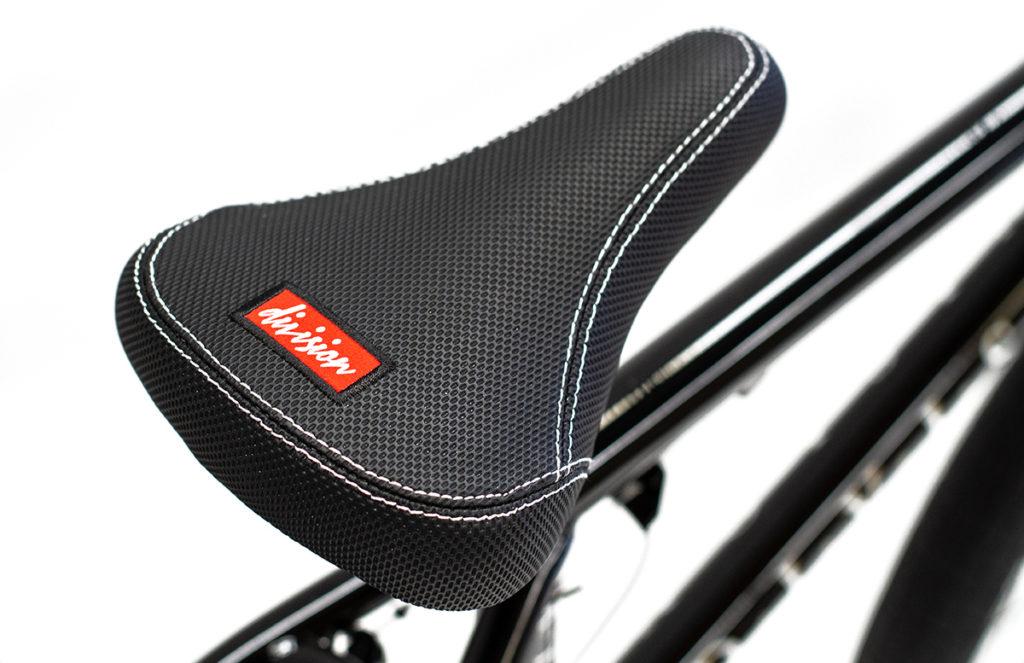 Division Reark BMX Gloss Black | BMX Bikes Perth