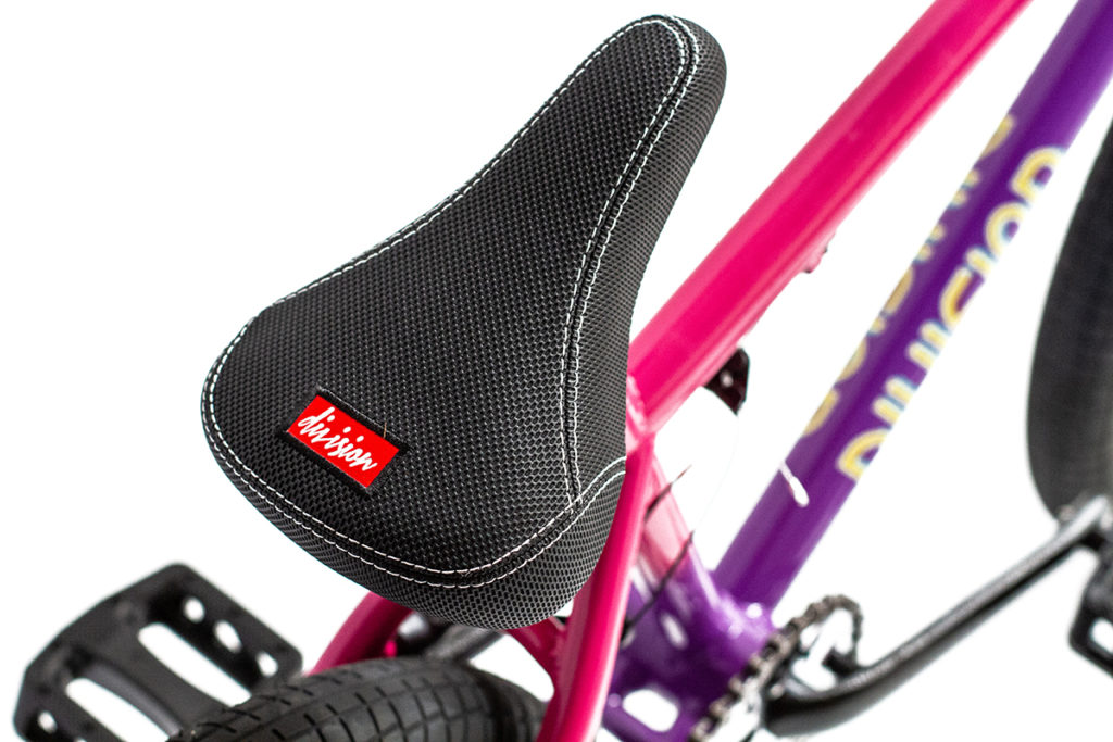 Division Blitzer BMX Pink Purple Fade | BMX Bikes Perth