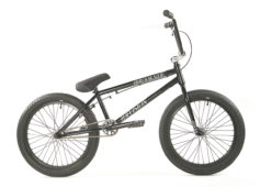Division Brookside BMX Black Polished | BMX Bikes Perth
