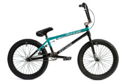 Division Brookside BMX Black Teal | BMX Bikes Perth