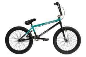 Division Brookside BMX Black Teal | BMX Bikes Perth