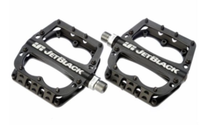 JB Superlight MTB Pedals Black | JetBlack Pedals