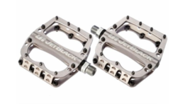 JB Superlight MTB Pedals Metal | Jet Black Pedals
