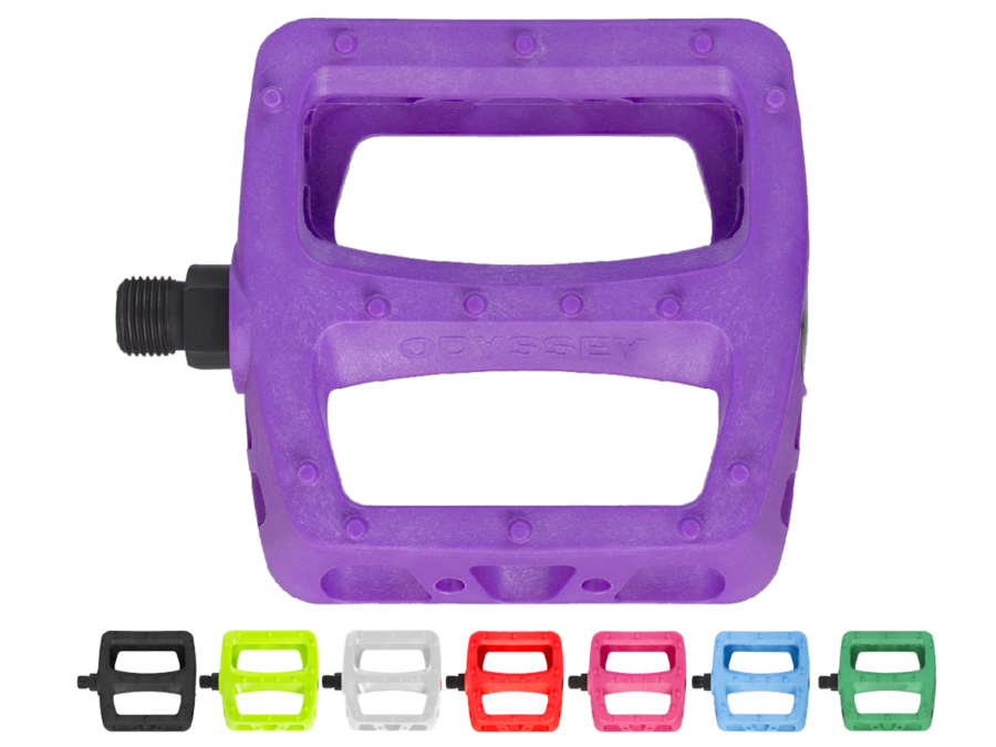 Odyssey PC Twisted Pedals   Odyssey BMX