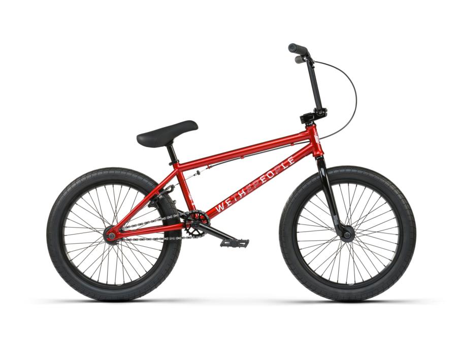 WTP Arcade 20 Candy Red   BMX Bikes Perth