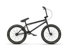 WTP Arcade 20 Matte Black | BMX Bikes Perth