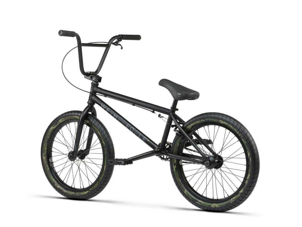 WTP Arcade 20 Matte Black   BMX Bikes Perth