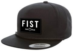 Fist Corpo Badge Snapback Cap Black | Fist Handwear