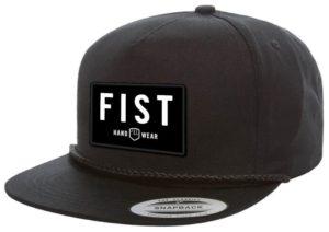 Fist Corpo Badge Snapback Cap Black | Fist Handwear