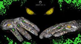 Croc Glove Fist Handwear   Fist Handwear Perth