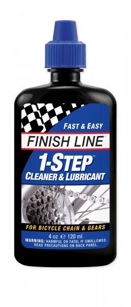 Finish Line 1-Step Clean & Lube 120ml