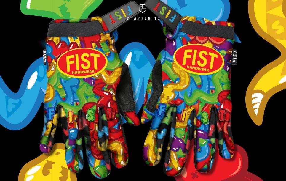 Snakey Glove Fist Handwear   Fist Handwear Perth
