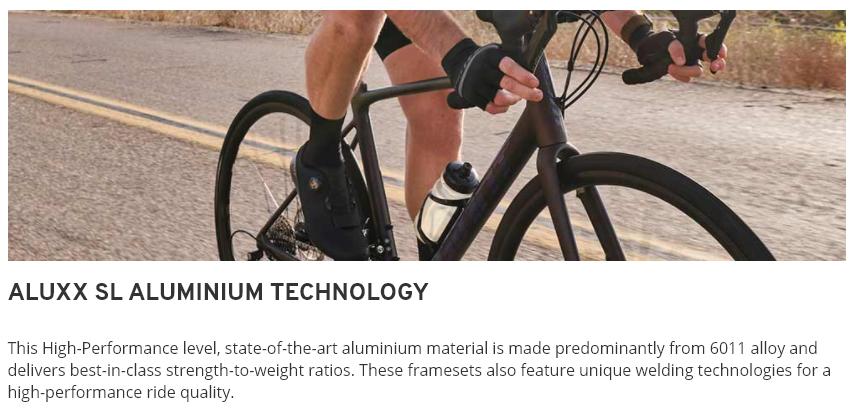 Aluxx SL Aluminium Technology