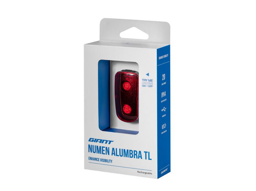 Giant Numen Alumbra TL | Giant Bicycle Lights