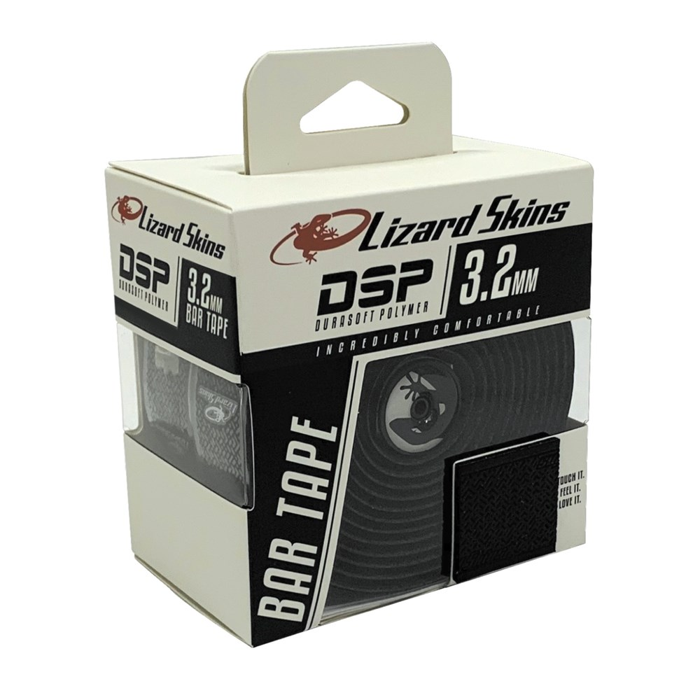 Lizard Skins Bar Tape Jet Black 3.2mm