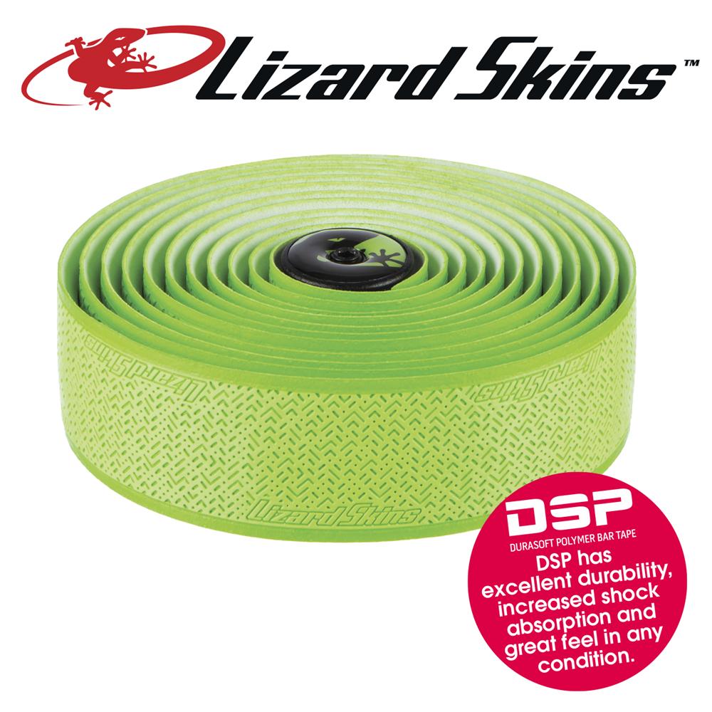 Lizard Skins Bar Tape Hyper Green 3.2mm