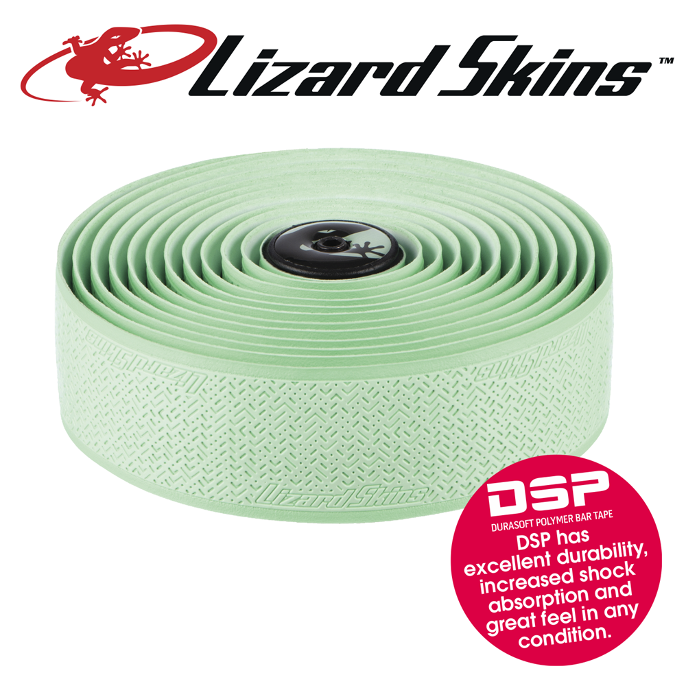 Lizard Skins Bar Tape Mint Green 3.2mm