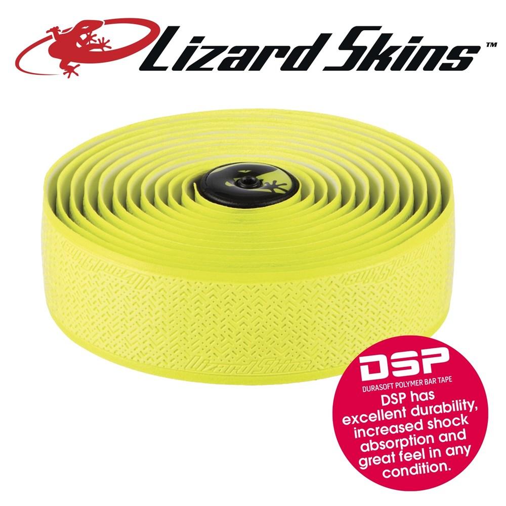 Lizard Skins Bar Tape Neon Yellow 3.2mm