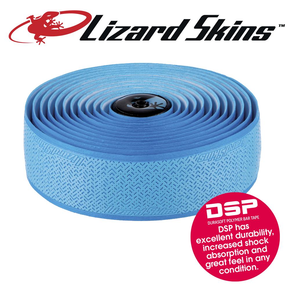 Lizard Skins Bar Tape Sky Blue 3.2mm