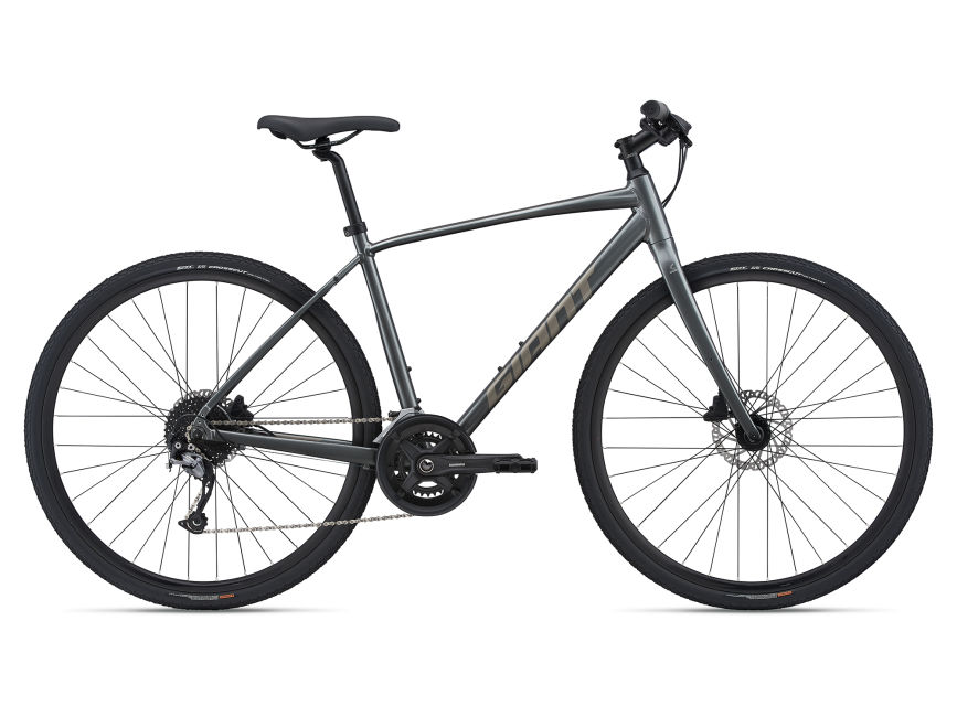 2021 Giant Cross City 1 Disc | Flat Bar Road Bike | Giant Bicycles Perths Perth